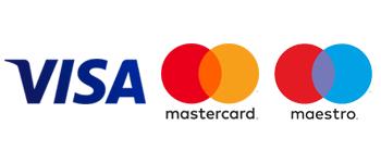 Carte débit et carte de crédit acceptées sur www-lepivits-be