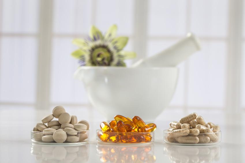 Les compléments alimentaires en nutrithérapie