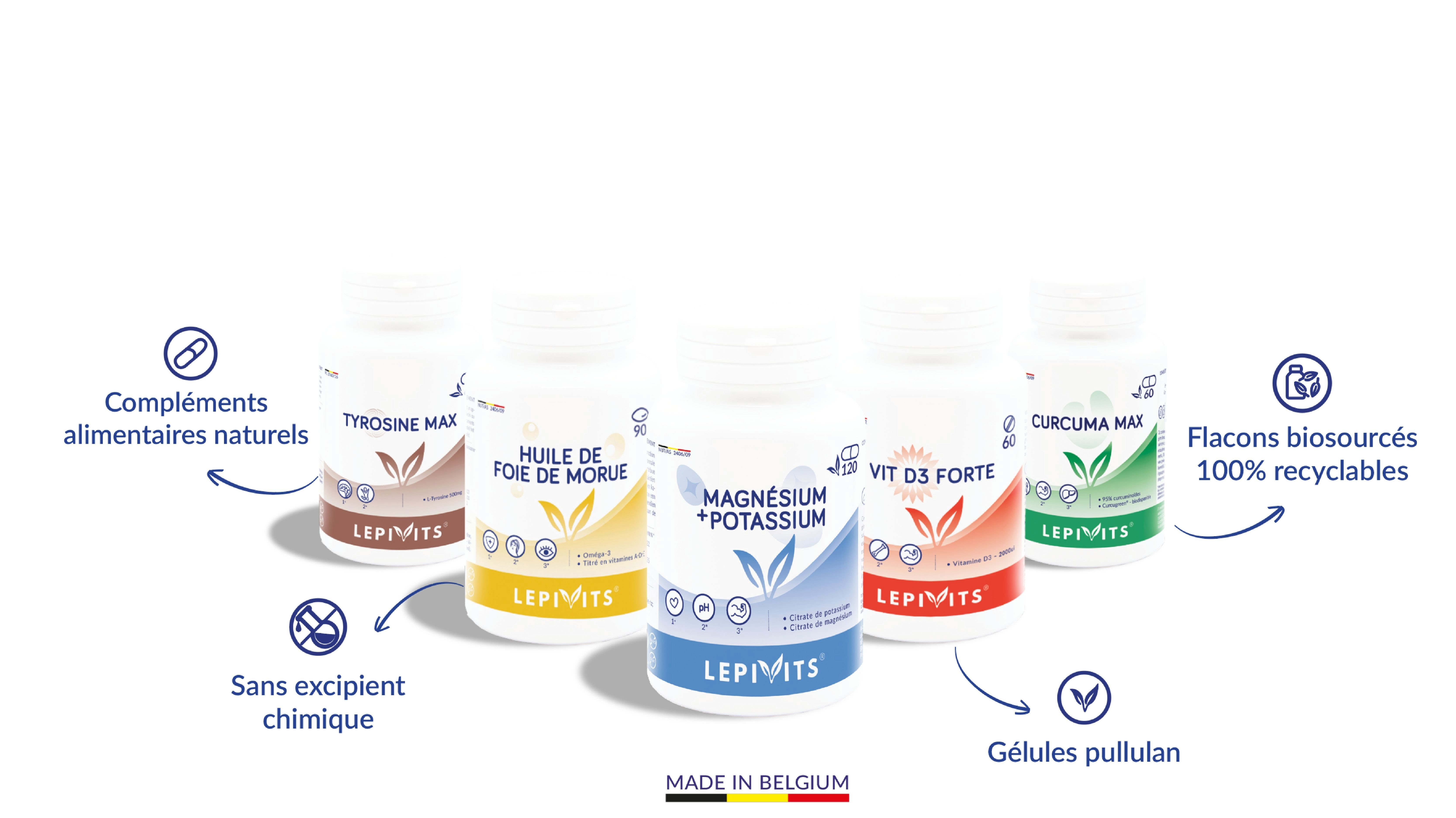 Lepivits products
