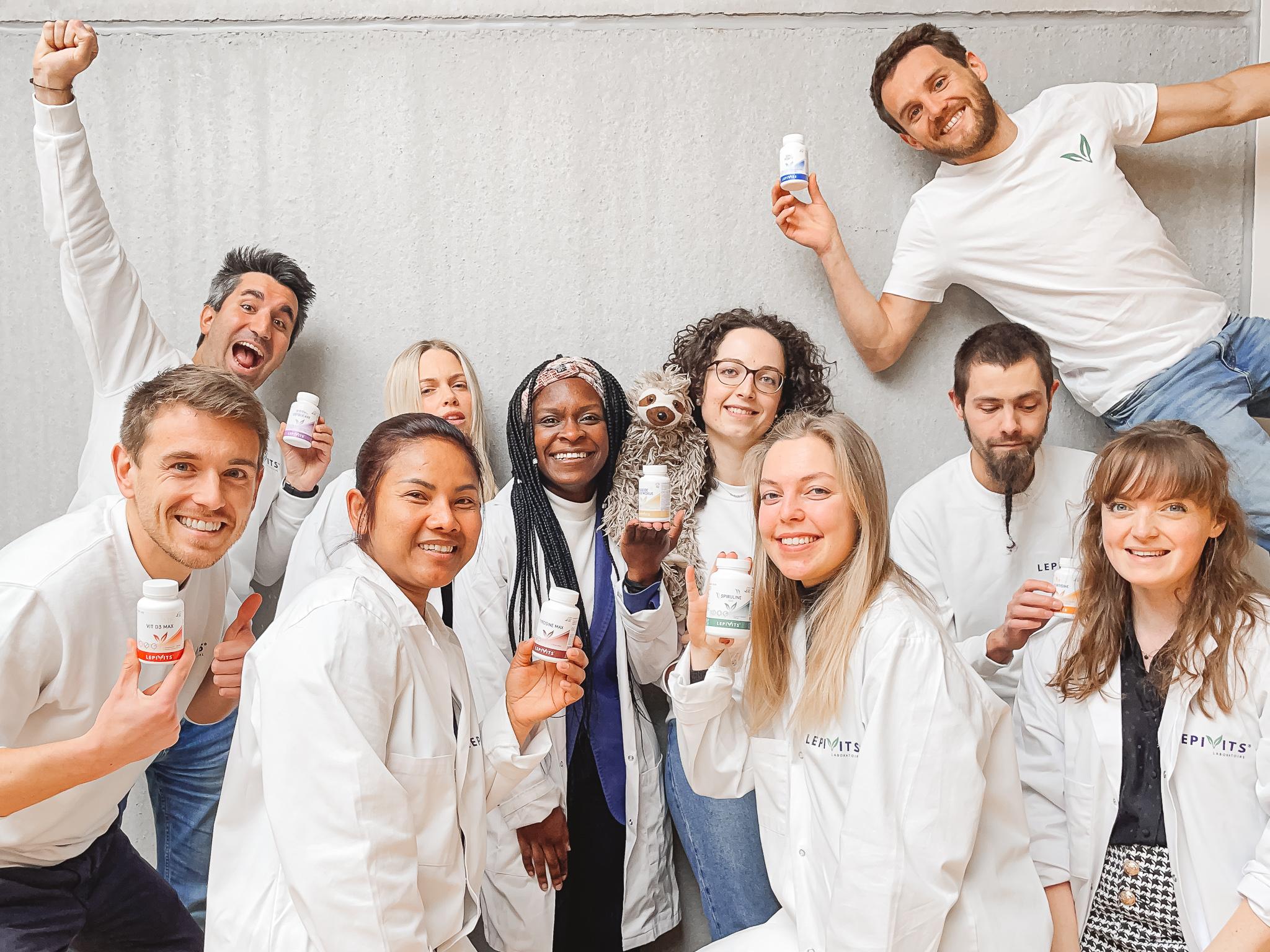 LEPIVITS - Startup belge - Compléments alimentaires